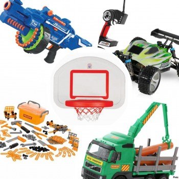 Играчки за момчета