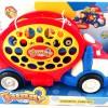 Бебешки автовоз с коли