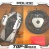 Полицейска кола с радиоконтрол TOP SPEED
