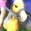 Кукла ездачка