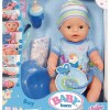 BABY Born - Интерактивно бебе с аксесоари - момче