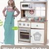 Дървена Кухня с прибори 7253