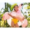 Детски надуваем пояс Фламинго с брокат INTEX