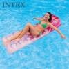 Надуваем дюшек с чашки INTEX 18-Pocket Fashion