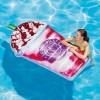 Надуваем дюшек INTEX Berry Pink Splash