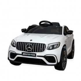 Акумулаторен джип Mercedes GLC 63 S AMG - -QLS5688