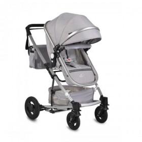 Комбинирана детска количка Gigi с люлеещ механизъм