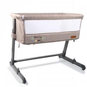 Бебешко легло с подвижна страница Shared Love