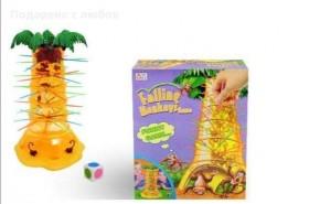 Забавна игра с клечки и маймуни