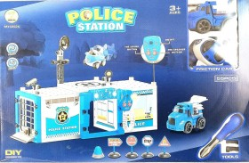 Гараж Police Station
