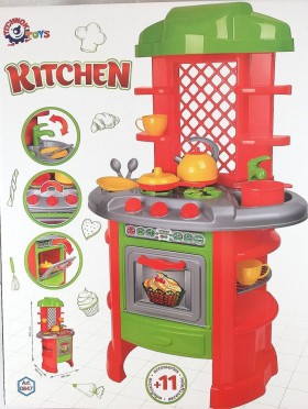 Детска кухня голяма