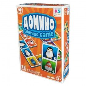 KS Games, Детско домино, Животни