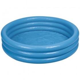 INTEX - Детски надуваем басейн Crystal Blue
