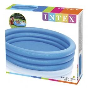 Детски надуваем басейн INTEX Crystal