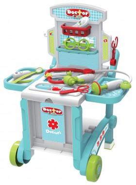 Лекарски кабинет на колела  3 в 1