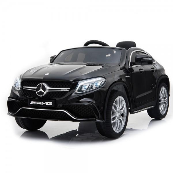 Акумулаторен джип Mercedes AMG GLE63 Coupe металик - A005