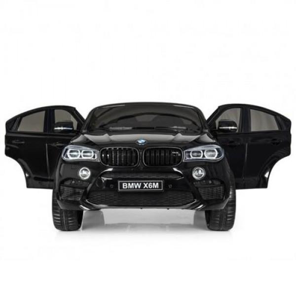Акумулаторен джип BMW X6M металик - JJ2168