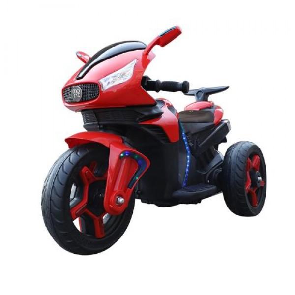 Акумулаторeн мотор Shadow с кожена седалка - 6688