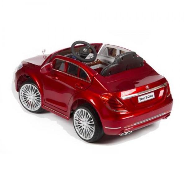 Акумулаторна кола Mercedes S-class металик - ZP8003