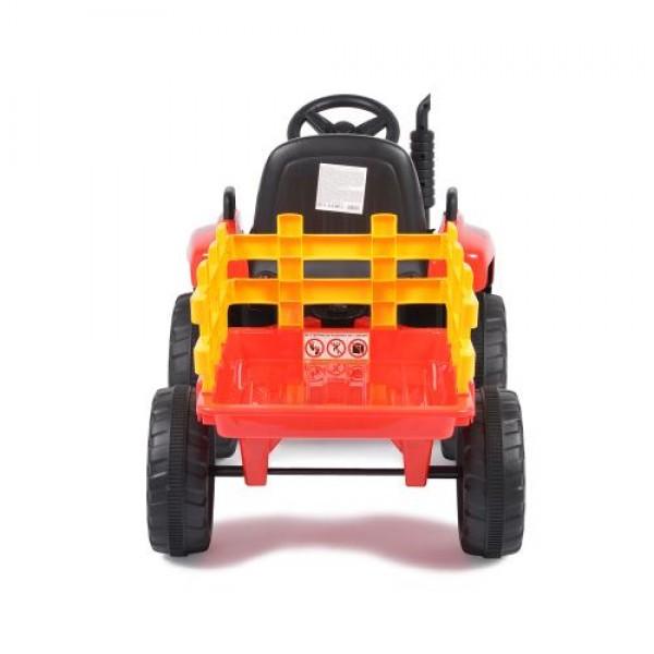 Акумулаторен трактор Farmer