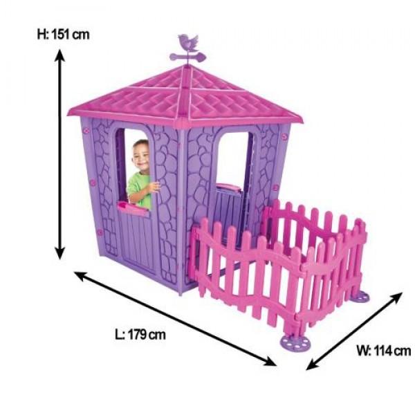 Каменна къща с ограда - 06443