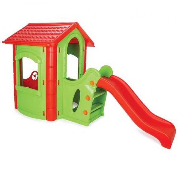 Къща с пързалка - 06432