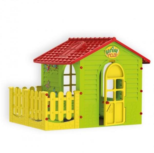 Къща малка с ограда - 10839
