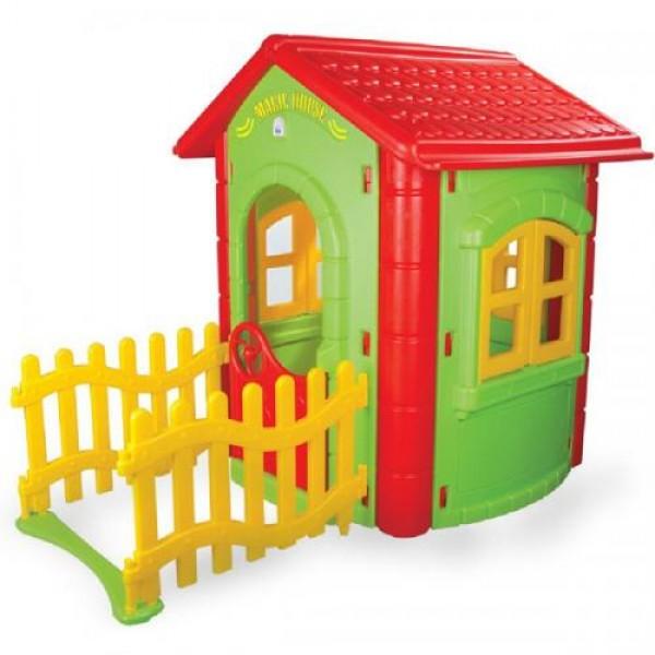 Магическа къща с ограда - 06194