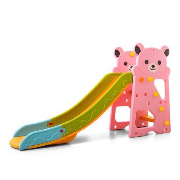 Пързалка Bear розов - 18005