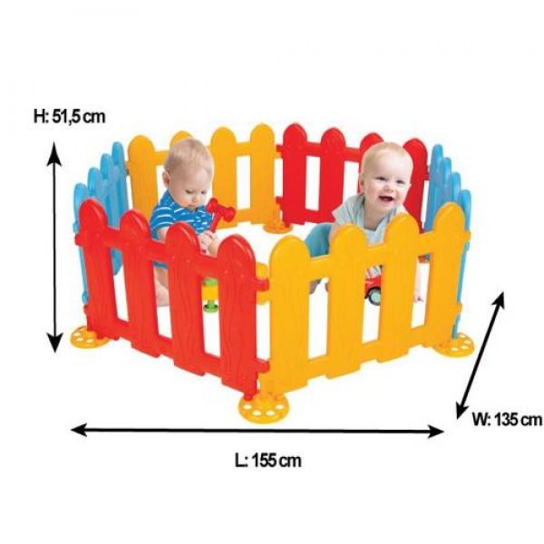 Ограда Funny - 6 части - 06203