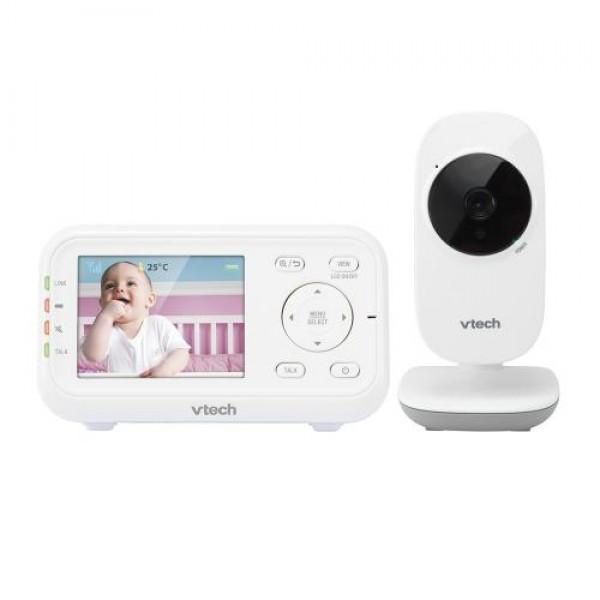 Видео бебефон Safe&Sound - VM3255