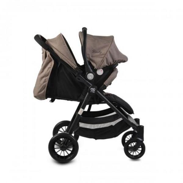 Комбинирана детска количка Sindy 2в1