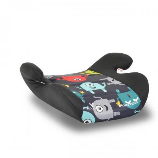 Анатомична седалка за кола Monsters