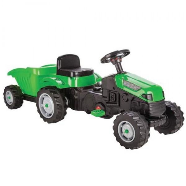 Трактор Active с ремарке - 07316