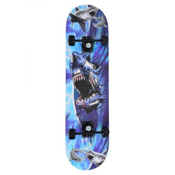Скейтборд Ramp (акула)