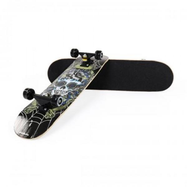 Скейтборд Lux - 3006 зелен