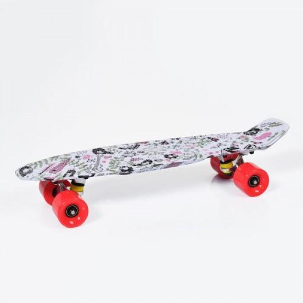 """Скейтборд Roxy 22"""""""
