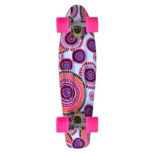 "Скейтборд Hippie 22"""