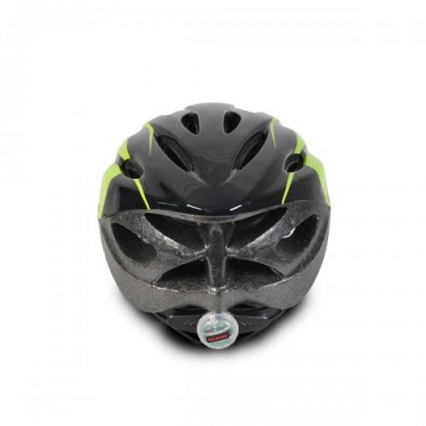 Каска Y15 зелен (58-62 см)