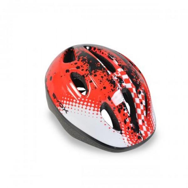 Каска Y03 червен (48-54 см)