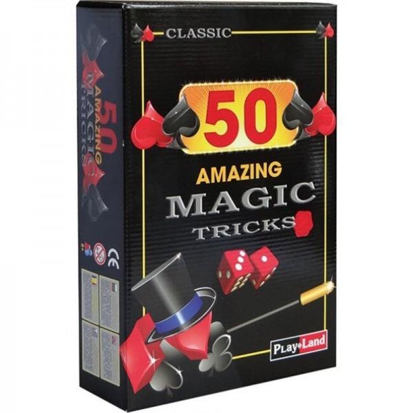 50 Магически трика