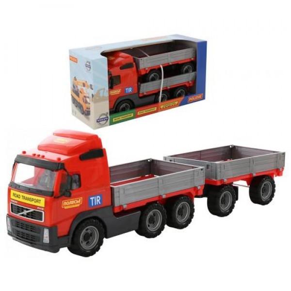 Камион с ремарке Volvo - 9722