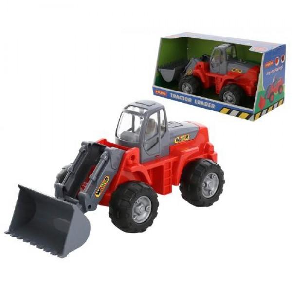 Трактор Power с гребло - 36780