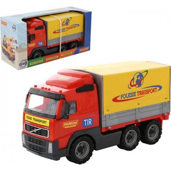 Камион с тента - 9548