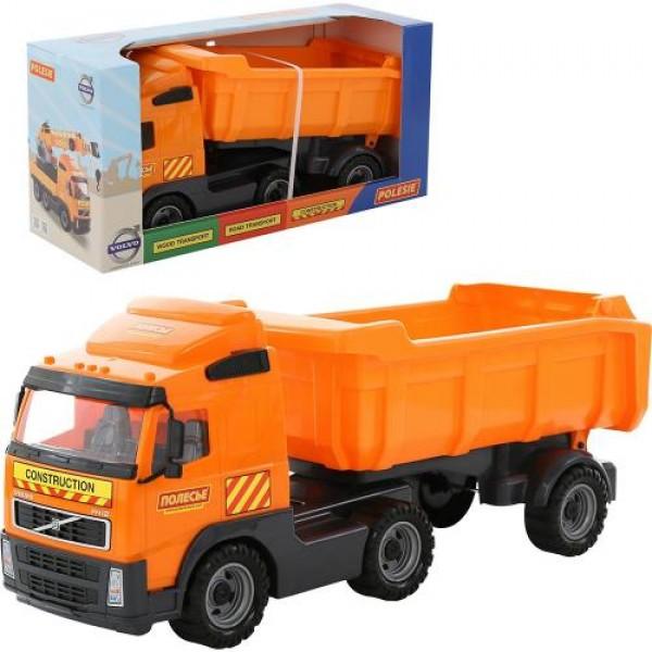 Камион с ремарке - 9524