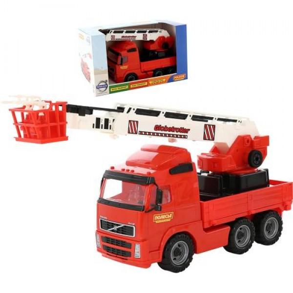 Пожарен автомобил с кран - 58379
