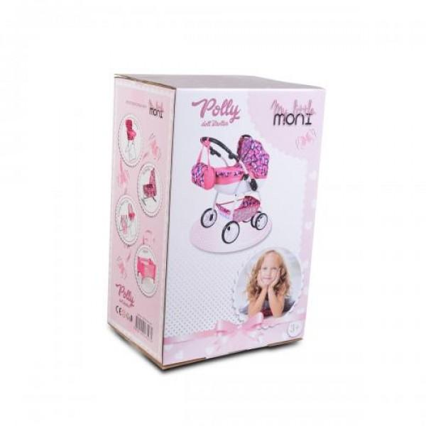Количка за кукли Polly - 9662