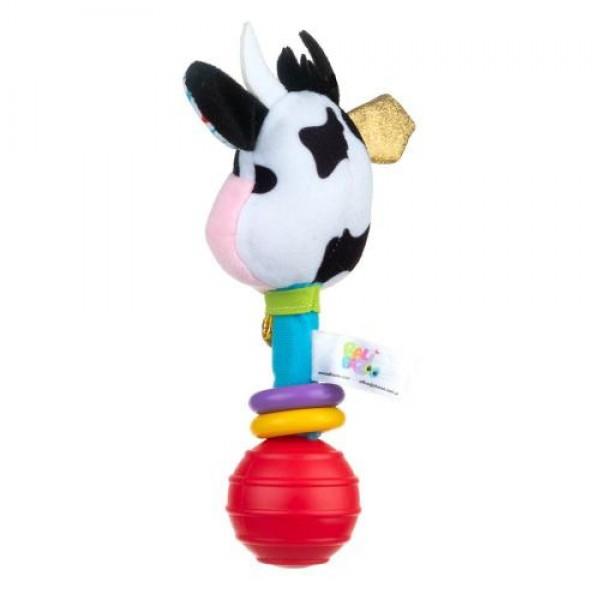 Дрънкалка кравичка Clara - 85134