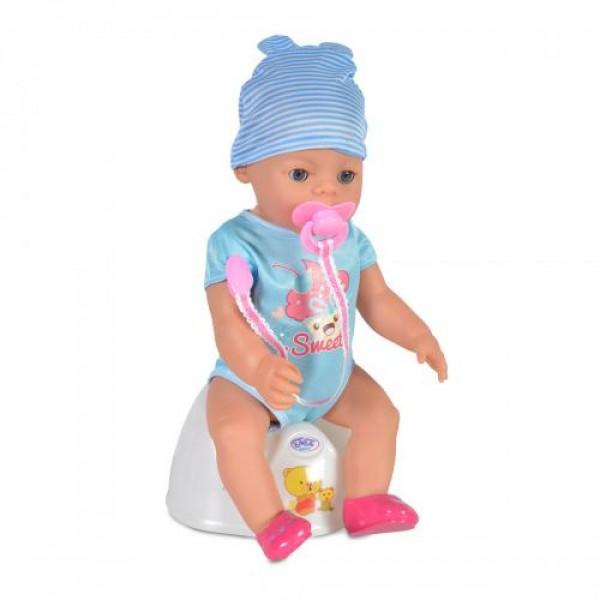 Кукла 46 см плачеща - 8195