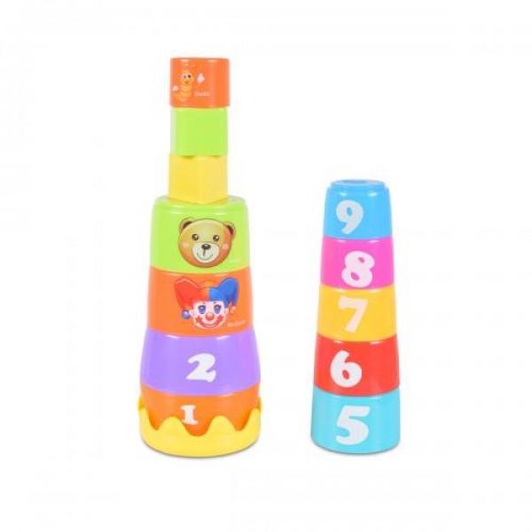 Играчки за баня Stacking cups - 2209A1